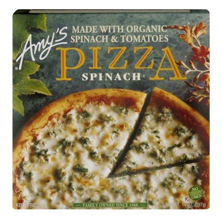 AMY'S - PIZZA - NON GMO - (Spinach) - 14oz