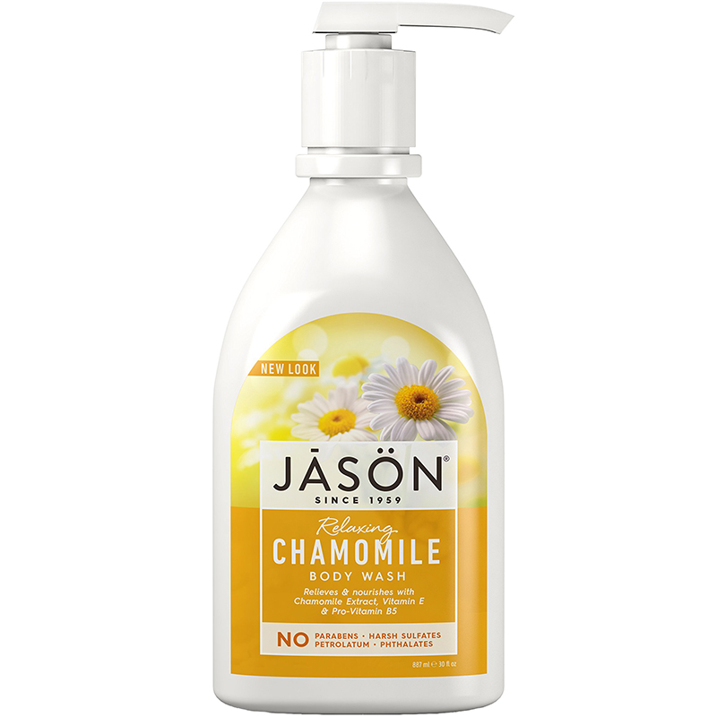 JASON - MOISTURIZING BODY WASH - (Chamomile) - 30oz