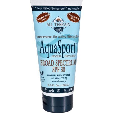 AQUA SPORT - SPF 30 LOTION BROAD SPECTRUM - 3oz