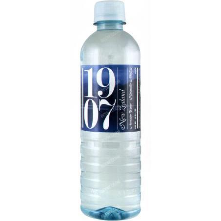1907 NEWZEALAND - ARTESIAN WATER NATURALLY ALKALINE - 16.9oz