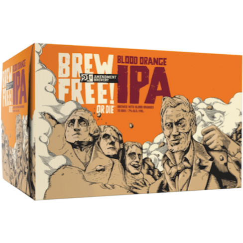 21st AMENDMENT BREWERY - BREW FREE - IPA - (Can) - 12oz(6PK)
