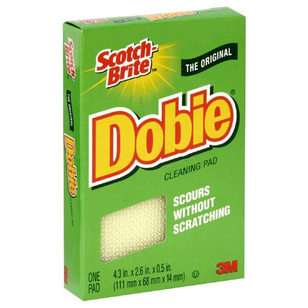 3M - SCOTCH BRITE - DOBIE (Origianl) - 3PADS