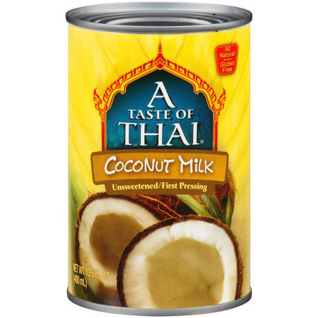 A TASTE OF THAI - COCONUT MILK - (Unsweetened) - 13.5oz