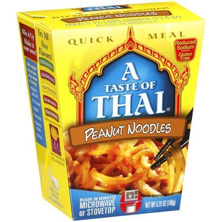 A TASTE OF THAI - GLUTEN FREE - NON GMO - (Pad Thai Noodles) - 5.75oz