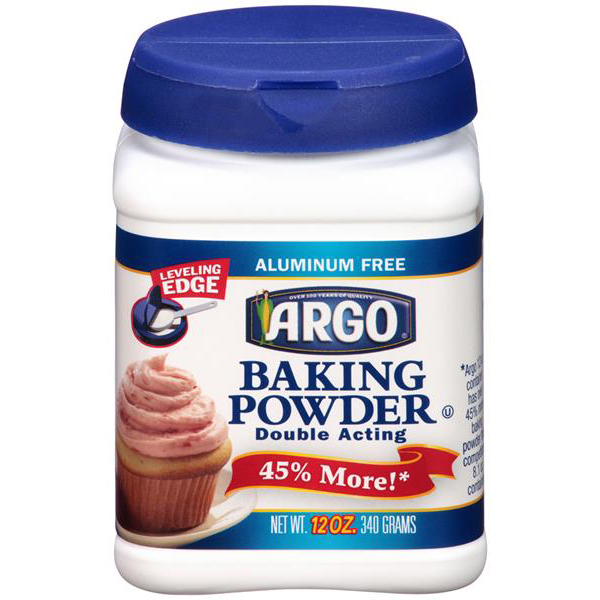 ACH - ARGO - BAKING POWDER  DOUBLE_ACTING-GLUTEN_FREE-COOKING&BAKING-12oz