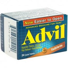 ADVIL - 24CAPLETS