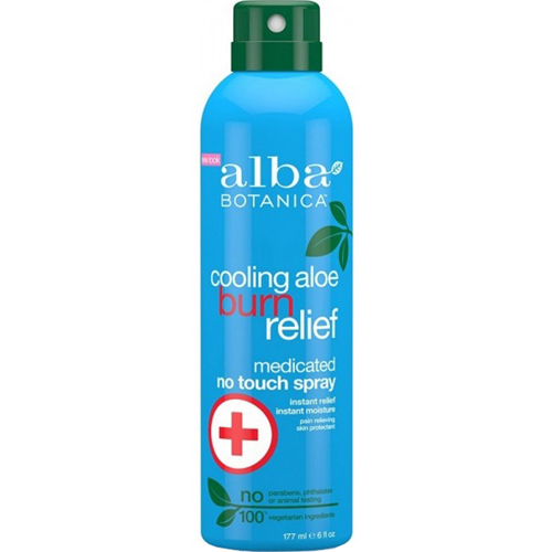 ALBA - BOTANICA - Cooling Aloe Burn Relief - 6oz