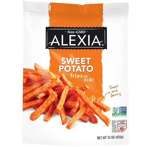 ALEXIA - SWEET POTATO FRIES - NON GMO - 15oz