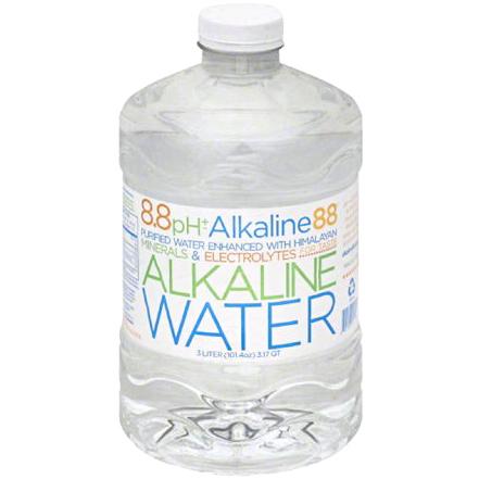 ALKALINE88  WATER - (Himalayan Minerals) - 3L