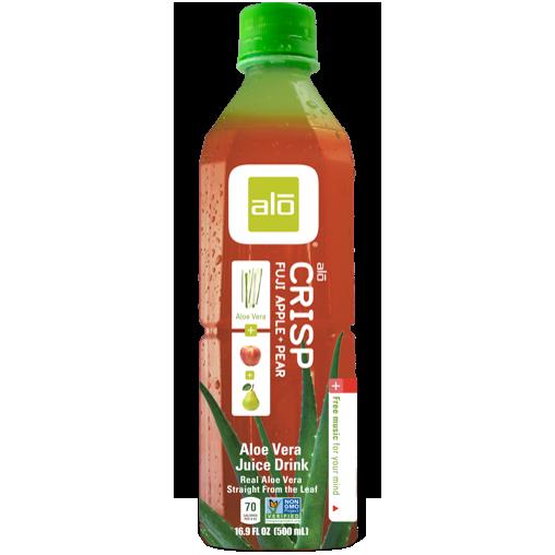 ALO - CRISP (Fuji Apple + Pear) - 16.9oz