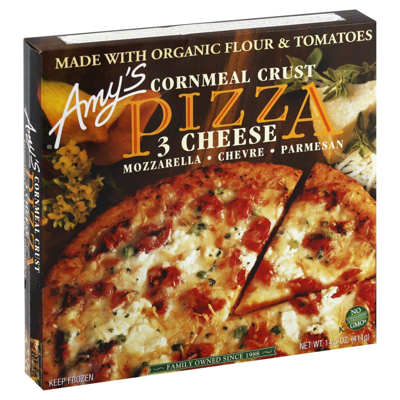 AMY'S - PIZZA - NON GMO - (3Cheese) - 13oz