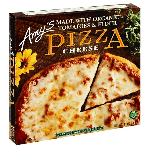 AMY'S - PIZZA - NON GMO - (Cheese) - 13oz