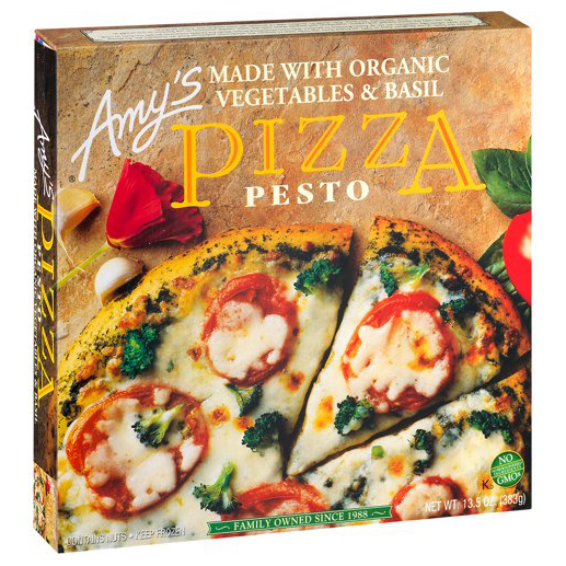 AMY'S - PIZZA - NON GMO - (Pesto) - 13oz