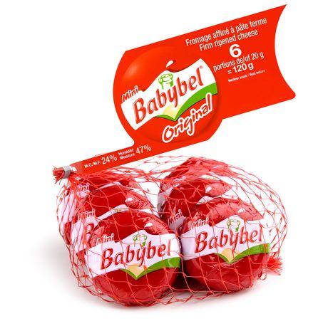 BABYBEL - ORIGINAL - 4.2oz(6PCK)
