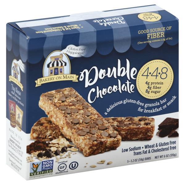BAKERY ON MAIN - DOUBLE CHOCOLATE - 6oz