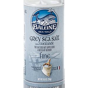BALEINE - GREY SEA SALT - (Fine) - 8.8oz