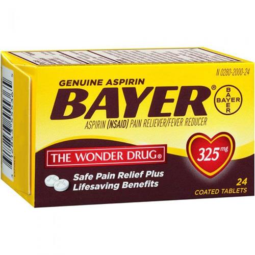 BAYER - 24TABLETS