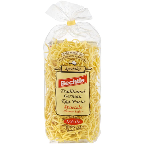 BECHTLE - TRADITIONAL GERMAN EGG PASTA - (Spaerzle | Farmer Style) - 8.8oz
