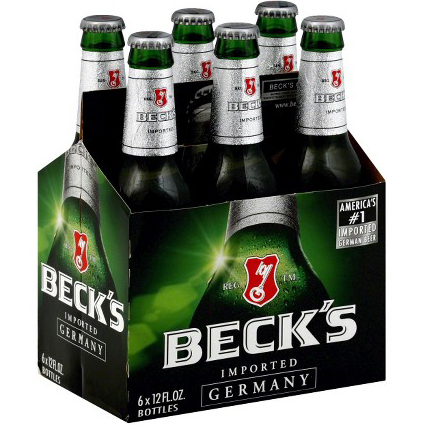 BECK'S - (Bottle) - 12oz(6PK)