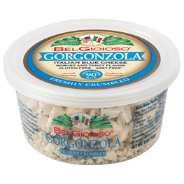 BELGIOIOSO - GORGONZOLA CRUMBLED CHEESE - 5oz