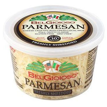 BELGIOIOSO - PARMESAN GRATED CHEESE - 5oz