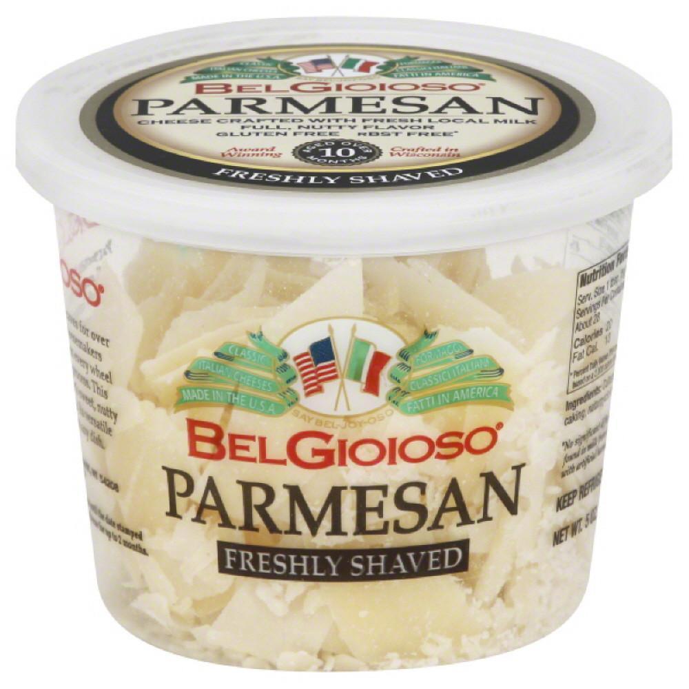 BELGIOIOSO - PARMESAN SHAVED CHEESE - 5oz