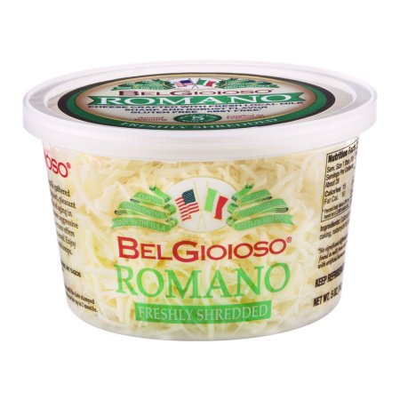 BELGIOIOSO - ROMANO SHREDDED CHEESE - 5oz