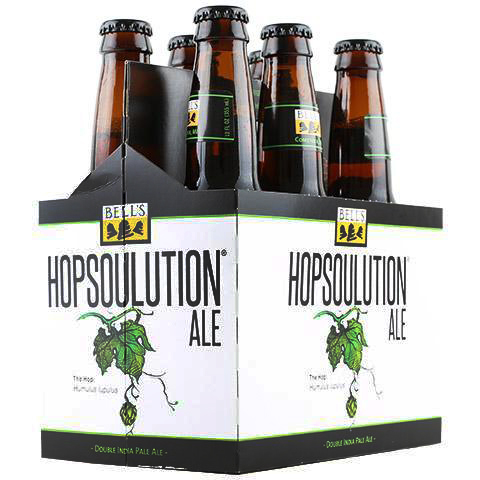 BELL'S HOPSOULUTION ALE - (Bottle) - 12oz(6PK)
