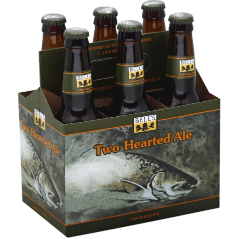 BELL'S TWO HEARTED ALE - (Bottle) - 12oz(6PK)