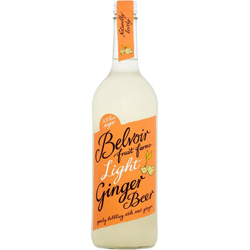 BELVOIR - ORGANIC GINGER BEER LEMONADE - 25.4oz