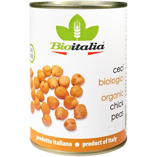 BIOITALIA - 100% ORGANIC - (Chick Peas) - 14oz