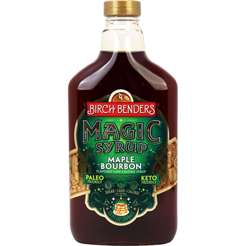 BIRCH BENDERS - MAGIC SYRUP - (Maple Bourbon) - 13oz