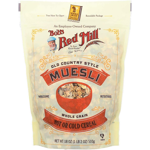 BOB'S RED MILL - MUESLI - (Old Country Style) - 14oz