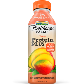 BOLTHOUSE - PERFECTLY PROTEIN - (Protein Plus | Mango) - 15.2oz