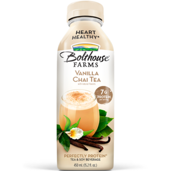 BOLTHOUSE - PERFECTLY PROTEIN - (Vanilla Chai) - 15.2oz