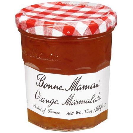 BONNE MAMAN - ORANGE MAMALADE - 13oz