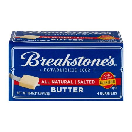 BREAKSTONE'S - ALL NATRUAL BUTTER - (Salted) - 16oz