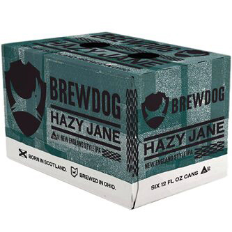 BREWDOG - (Hazy Jane) - 12oz 6PCK