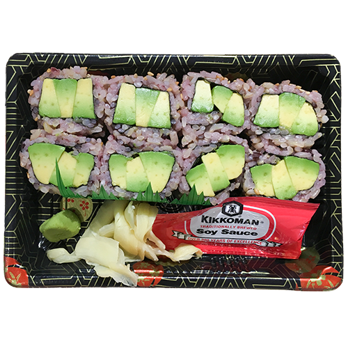(Brown Rice) Avo Roll