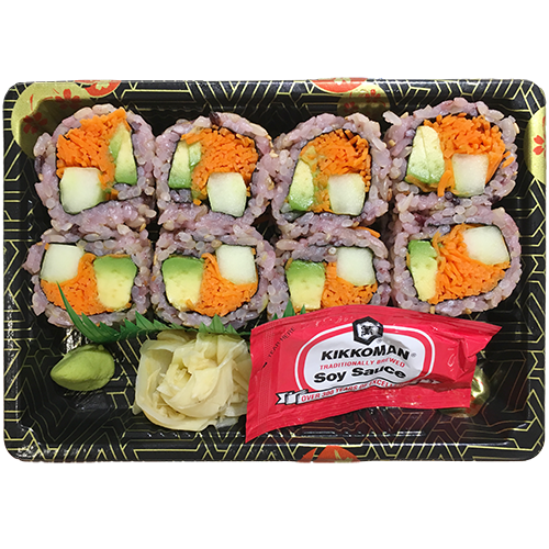 (Brown Rice) Vege Roll