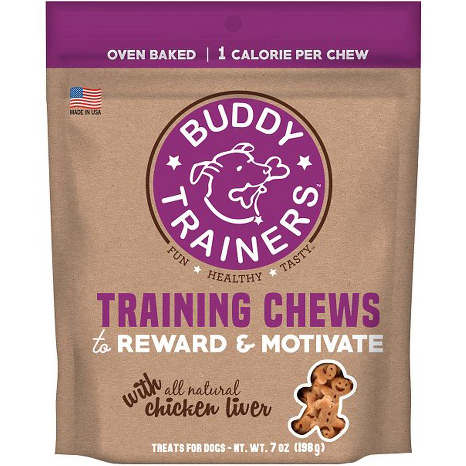 BUDDY TRAINERS - TRAINING CHEWS - 7oz