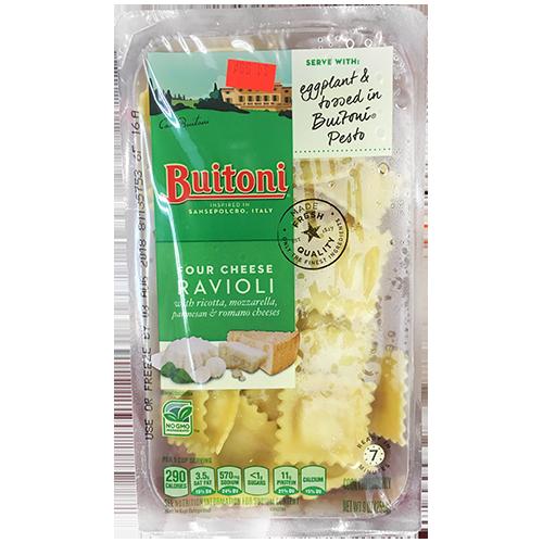 BUITONI - RAVIOLI - NON GMO - 9oz