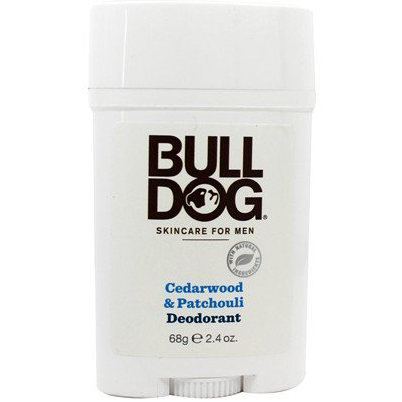BULLDOG - DEODORANT FOR MEN - (Cedarwood & Patchouli) - 2.4oz