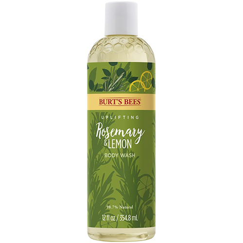 BURT'S BEE - BODY WASH - (Rosemary & Lemon) - 12oz