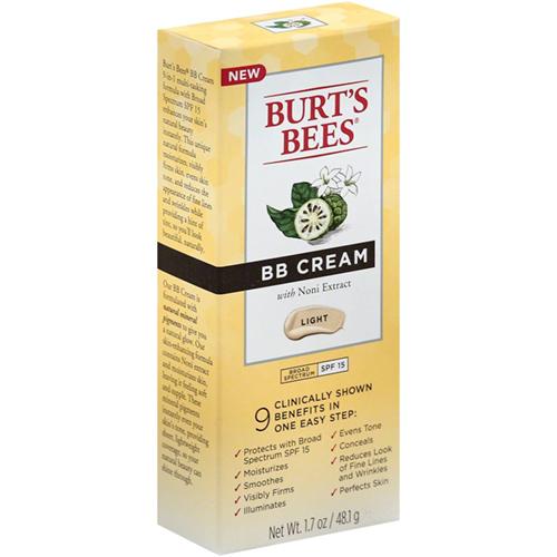 BURT'S BEES - BB CREAM (Light) - 1.7oz