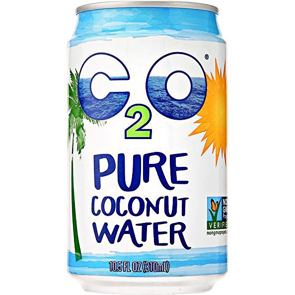 C2O - PURE COCONUT WATER - 9.5oz