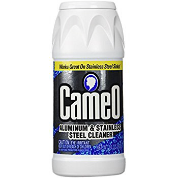 CAMEO - ALUMINUM & STAINLESS STEEL CLEANER - 10oz