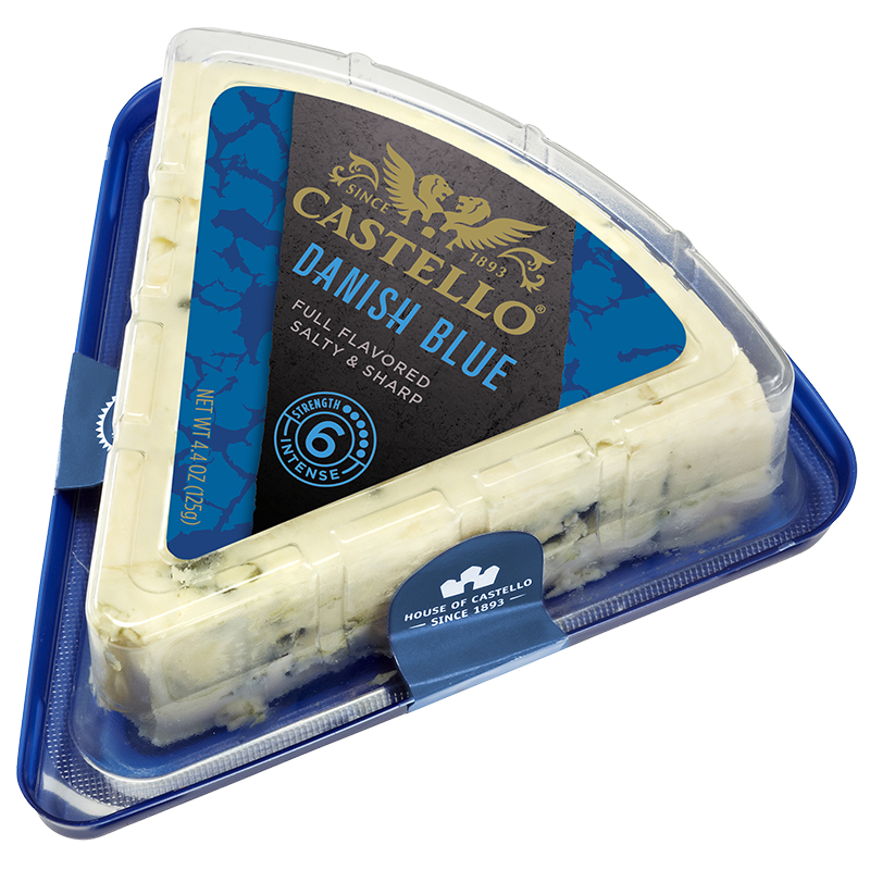 CASTELLO - DANISH BLUE CHEESE - 4.4oz