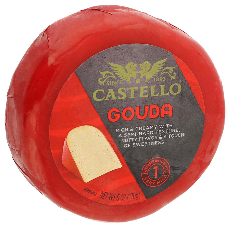 CASTELLO - GOUDA CHEESE - 7oz