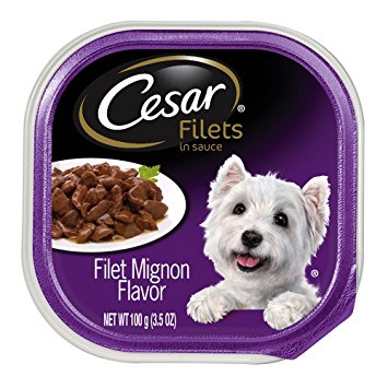 CESAR - CLASSIC - (Filet Mignon Flavor) - 3.5oz